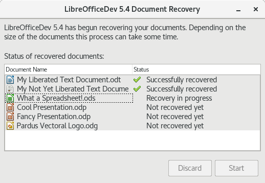 File:Simplified document recovery dialog Recovering 5.3.jpeg
