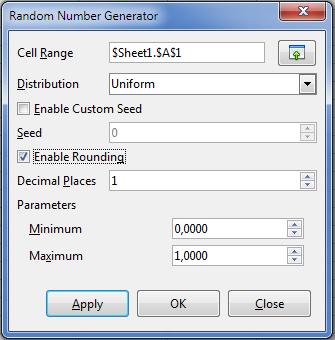 rng random number generator
