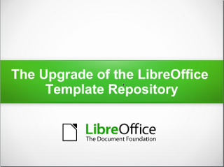 Upgrade of the LibreOffice Template Site