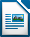 File:LibreOffice Writer icon 128.png