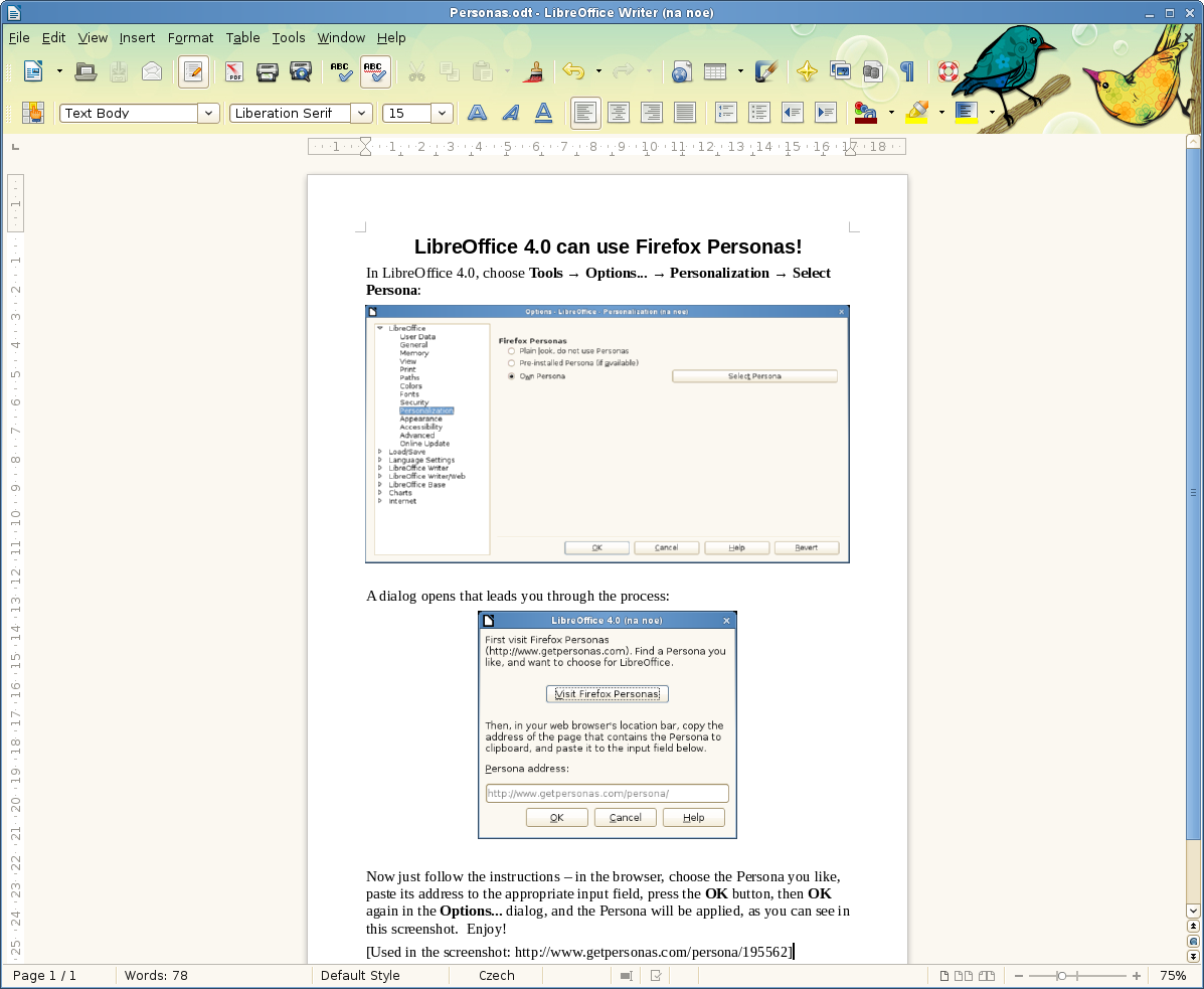 Gsoc Ideas The Document Foundation Wiki Block Diagram Libreoffice Thmes Pour Lapplication