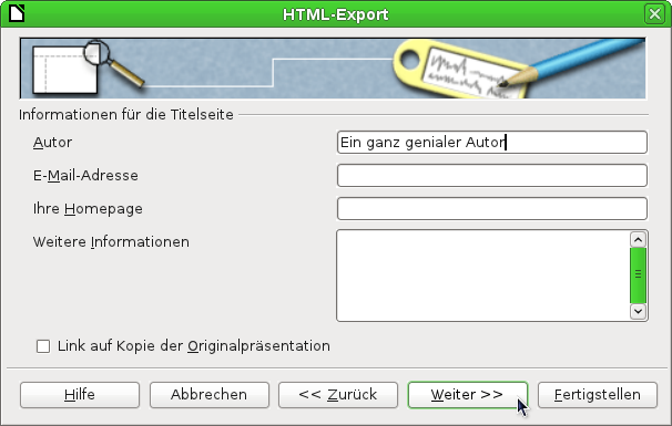 File:GSDE12-Webseite Export-HTML-Titel.png