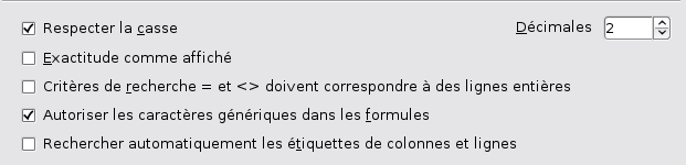 Calc Boîte de dialogue menu→Options→LibreOffice Calc→Calcul