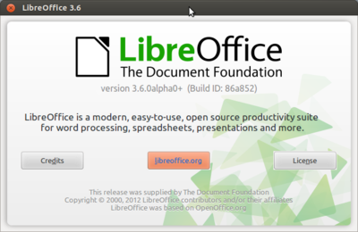 how to use genshi with libreoffice