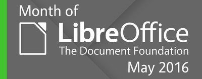 Month of LibreOffice