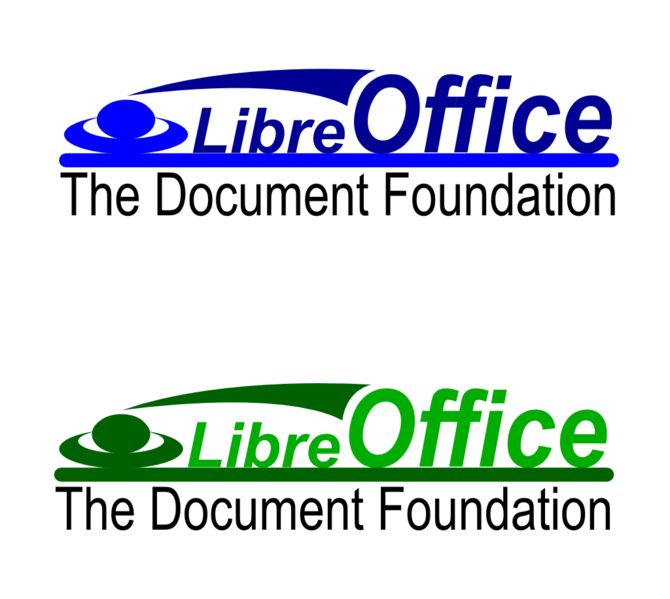 File:LibreOffice logo.png