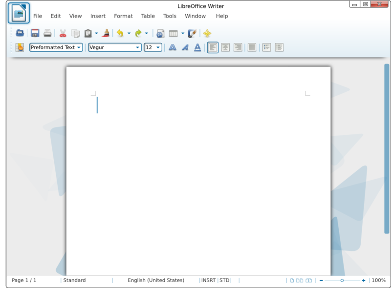 File:LibreOffice Writer Design.png