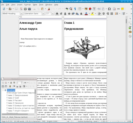 LibreOffice 4 4: Release Notes - The Document Foundation Wiki