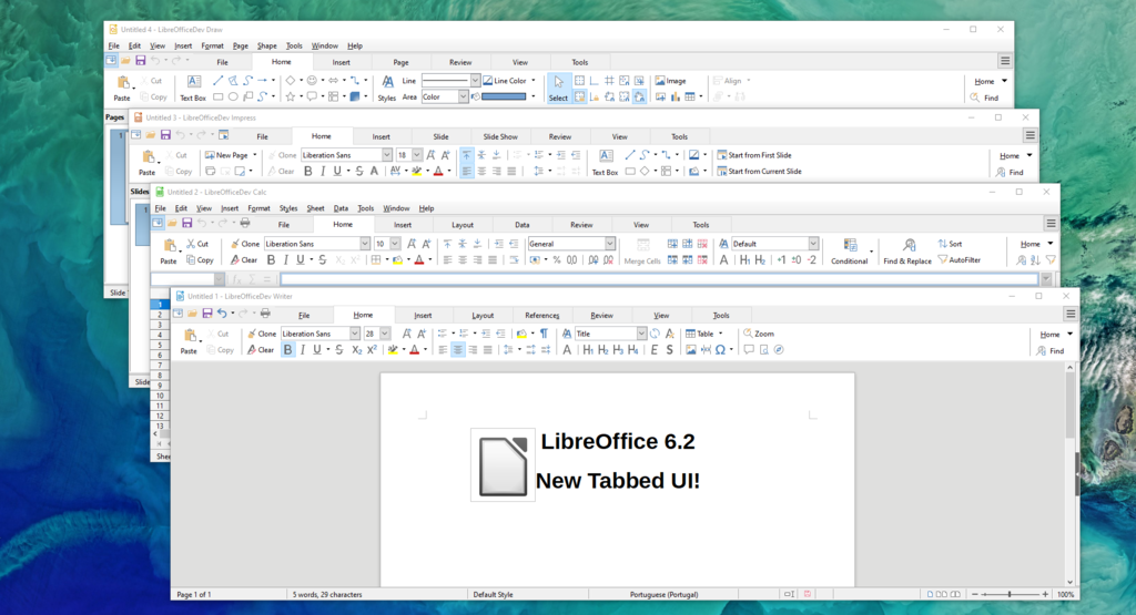 LibreOffice 6 2: Release Notes - The Document Foundation Wiki