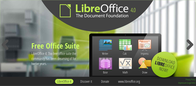 File:Libre Office 4 Download available.png