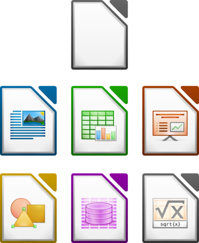 Design whiteboards libreoffice initial icons the for Table design libreoffice