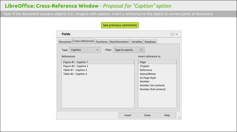 "File:LibreOffice 7 Cross-Reference Window - Proposal for ""Caption"" option.png"