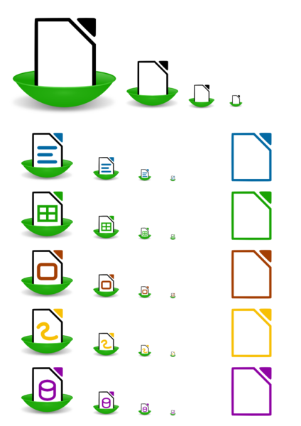 File:LibreOffice icons draft.png