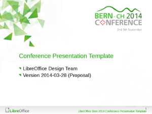 Proposal LibOConf2014 Template.png