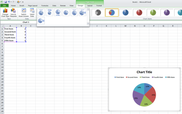 Chart styles the document foundation wiki excel 2010 legend styles ccuart Image collections