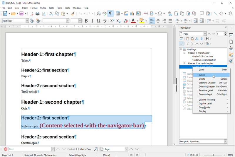 LibreOffice 7.0 リリースノート - The Document Foundation Wiki