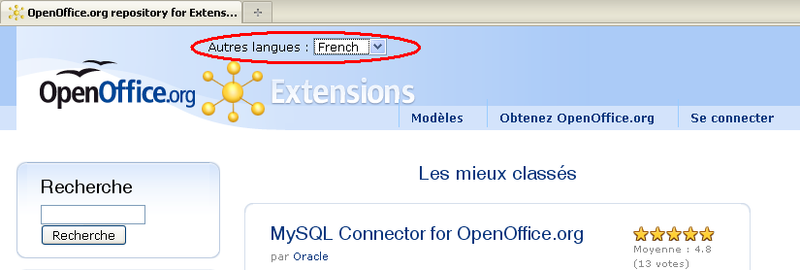 File:FR.FAQ Generale Extensions Accueil OOo.PNG