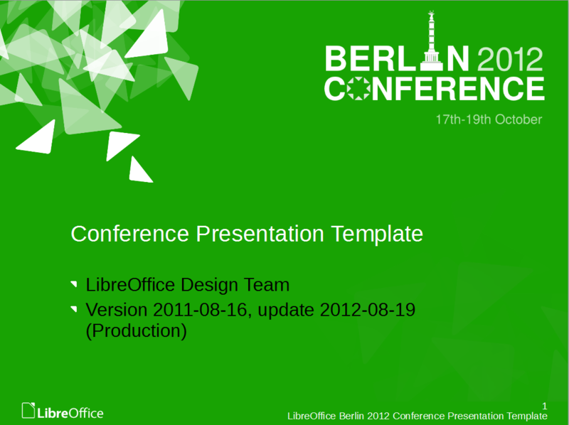 File:LibreOffice Conference 2012 PresentationTemplateExample.png